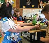 Projekt Vase©Grundschule Haßbergen